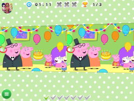 7 Erros da Peppa Pig - screenshot 1 ...