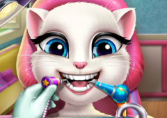 Angela no Dentista