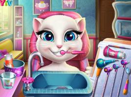 Angela no Dentista - screenshot 1