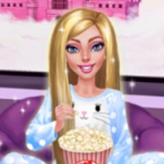 Jogo A Noite de Filmes da Barbie