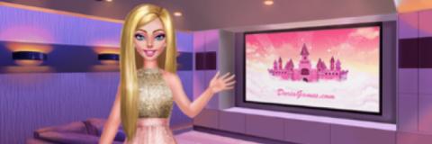 A Noite de Filmes da Barbie