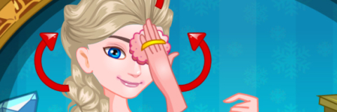 Arrume Anna e a Elsa Para o Baile