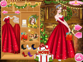 Arrume as Princesas Para O Natal - screenshot 2