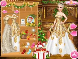 Arrume as Princesas Para O Natal - screenshot 3