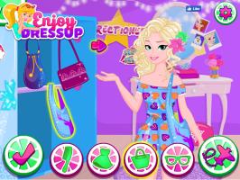 As Férias de Verão da Elsa - screenshot 2