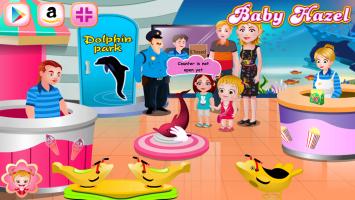 Baby Hazel Aprende Sobre os Golfinhos - screenshot 1