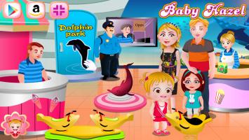 Baby Hazel Aprende Sobre os Golfinhos - screenshot 2
