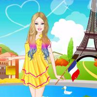 Jogo Barbie em Paris