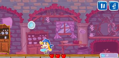 Cinderela Pega Pratos - screenshot 1