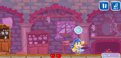 Cinderela Pega Pratos - screenshot 2