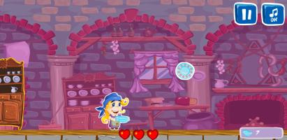 Cinderela Pega Pratos - screenshot 3