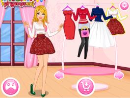 Compre Roupas com Barbie - screenshot 1