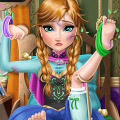 Jogo Cuide de Elsa