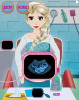 Cuide de Elsa Grávida - screenshot 1