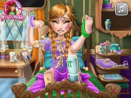 Cuide de Elsa - screenshot 1