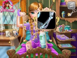 Cuide de Elsa - screenshot 2