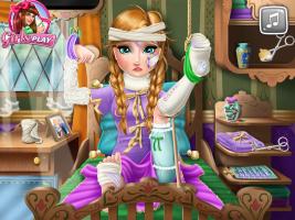 Cuide de Elsa - screenshot 3