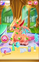 Cuide do Dragão ferido - screenshot 1
