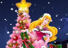 Decore a Árvore de Natal Com Aurora