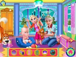 Decore a Sala de Elsa - screenshot 1