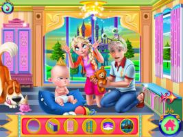 Decore a Sala de Elsa - screenshot 2