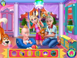 Decore a Sala de Elsa - screenshot 3