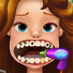 Jogo Dentista de Princesas