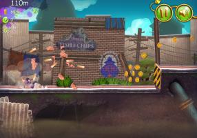 Descendentes: Corrida na Ilha dos Perdidos - screenshot 2