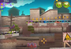 Descendentes: Corrida na Ilha dos Perdidos - screenshot 3