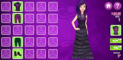 Descendentes: Moda Vilã - screenshot 2