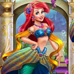 Jogo Descubra Objetos Com Ariel