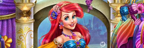 Descubra Objetos Com Ariel