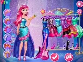 Elsa e Anna: Estrelas de Rock - screenshot 2