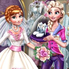 Jogo Elsa Planeja o Casamento da Anna