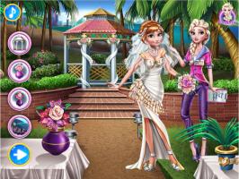 Elsa Planeja o Casamento da Anna - screenshot 2