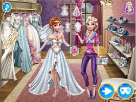 Elsa Planeja o Casamento da Anna - screenshot 3