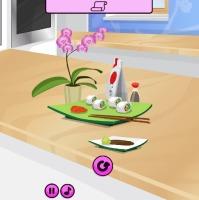 Emma Cozinha Rolinhos de Sushi - screenshot 3