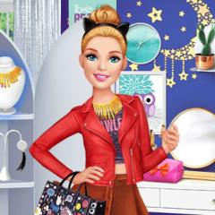Jogo Estilo Novo da Barbie