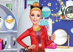 Estilo Novo da Barbie