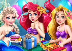 Festa de Aniversário de Ariel