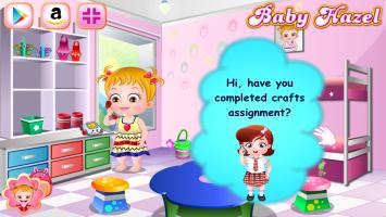 Hazel e Seus Trabalhos Manuais - screenshot 1