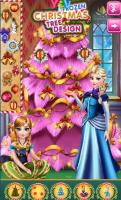 Irmãs de Frozen Decoram Árvore - screenshot 1