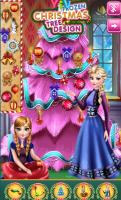 Irmãs de Frozen Decoram Árvore - screenshot 3