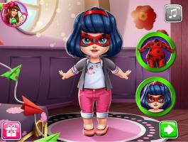 Ladybug Neném Toma Banho - screenshot 3
