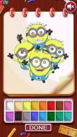 Livro de Colorir Minions 3 - screenshot 2