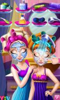 Arrume Elsa e Anna Colegiais - screenshot 2