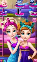 Arrume Elsa e Anna Colegiais - screenshot 3
