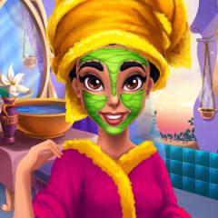 Jogo Makeover de Jasmine