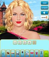 Maquiagem da Lily - screenshot 2