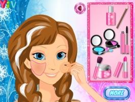 Maquie a Princesa Anna do Frozen - screenshot 2